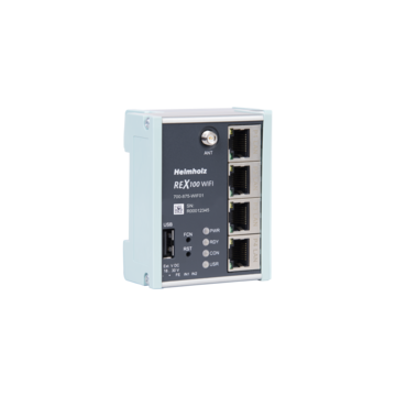 Industrial Ethernet-Router, REX 100 WiFi