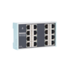 Industrial Ethernet-Switch 16-Port, unmanaged, 10/100 Mbit