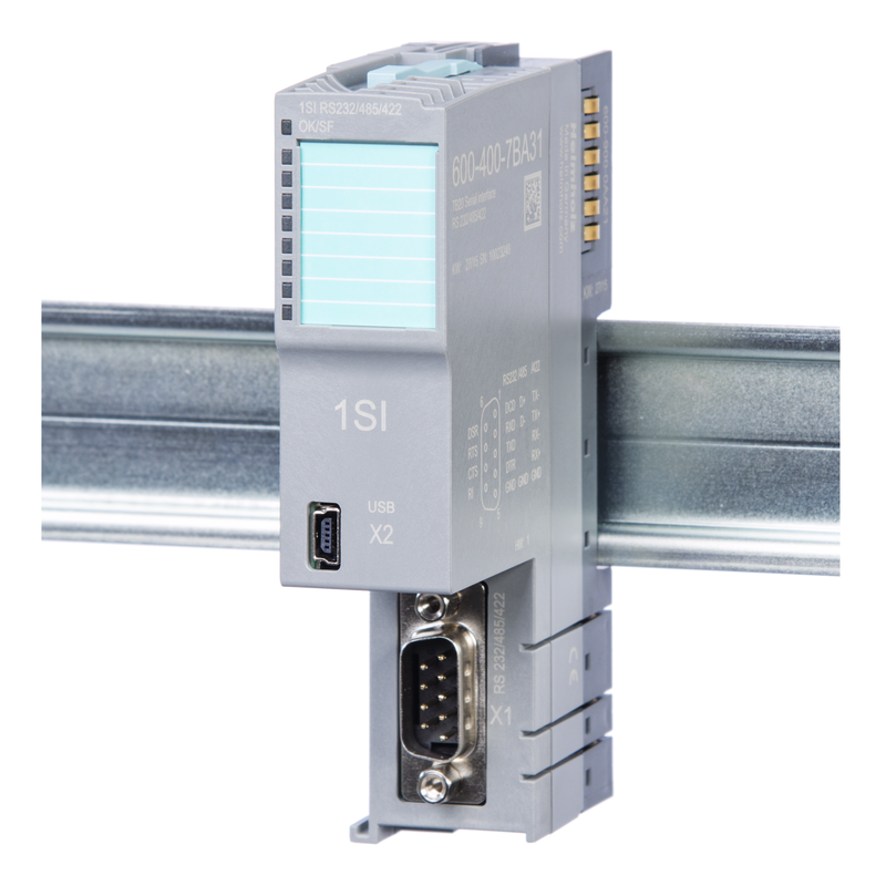 Serial Interface 1 SI RS232/RS422/RS485 – Helmholz