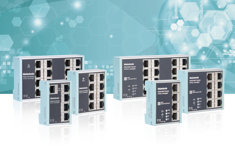 Ethernet- und PROFINET-Switche